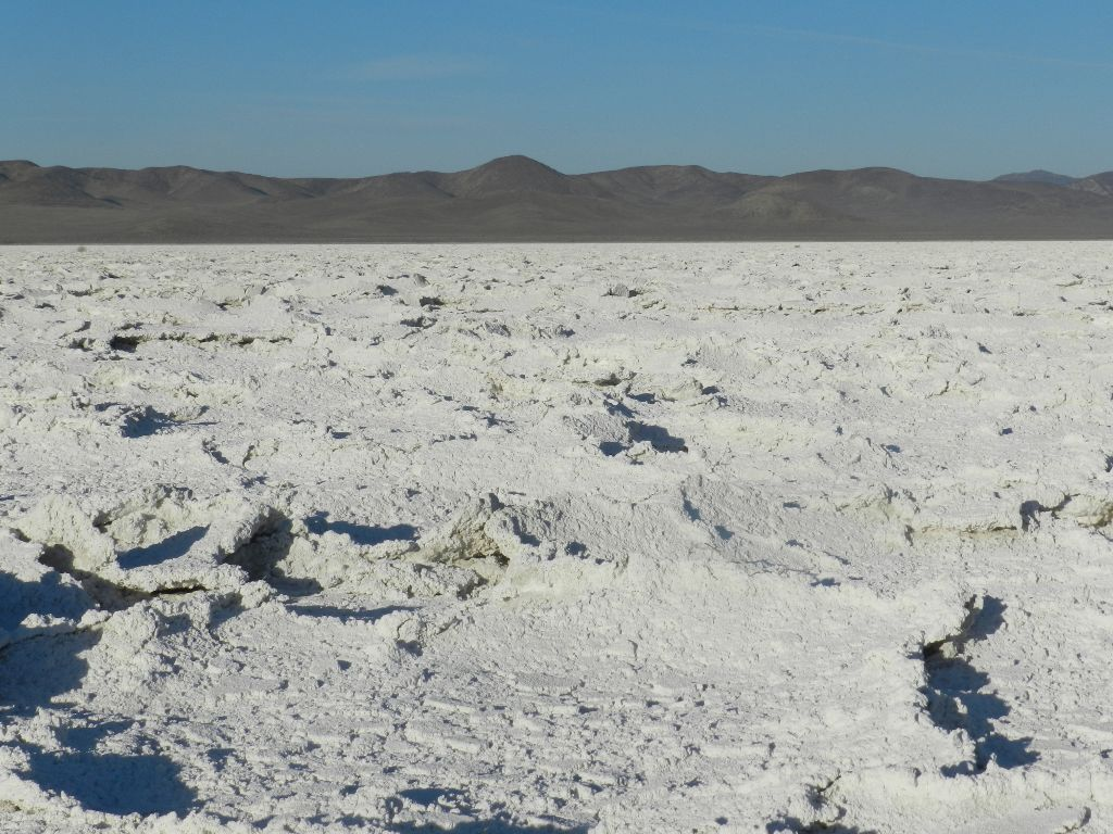 Soda Lake at Carrizo Plain