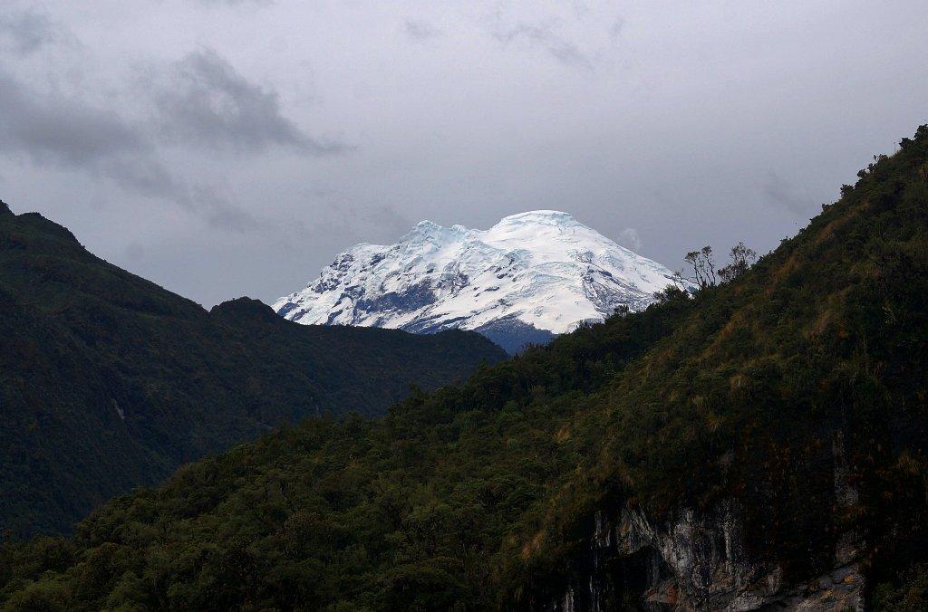 View of Antisana