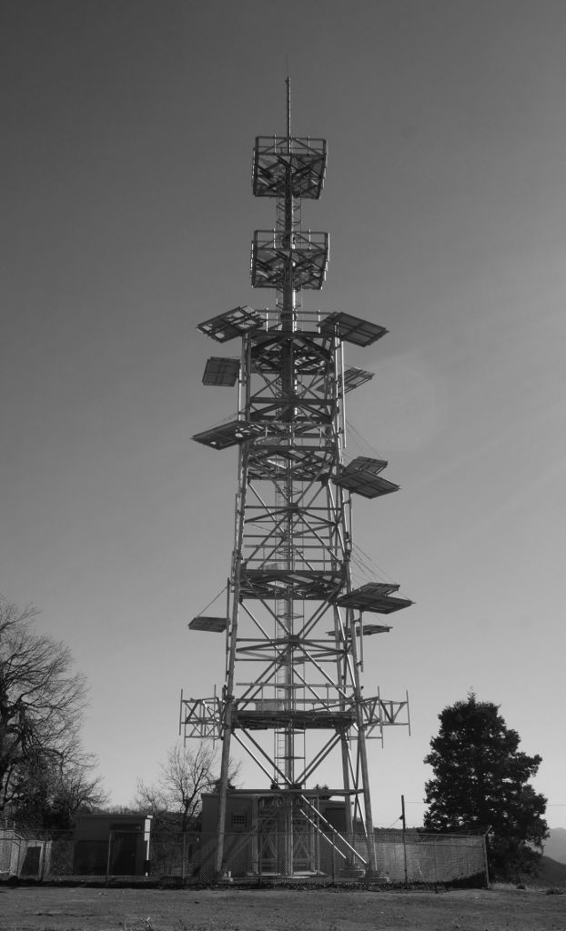Fire tower at Palomar