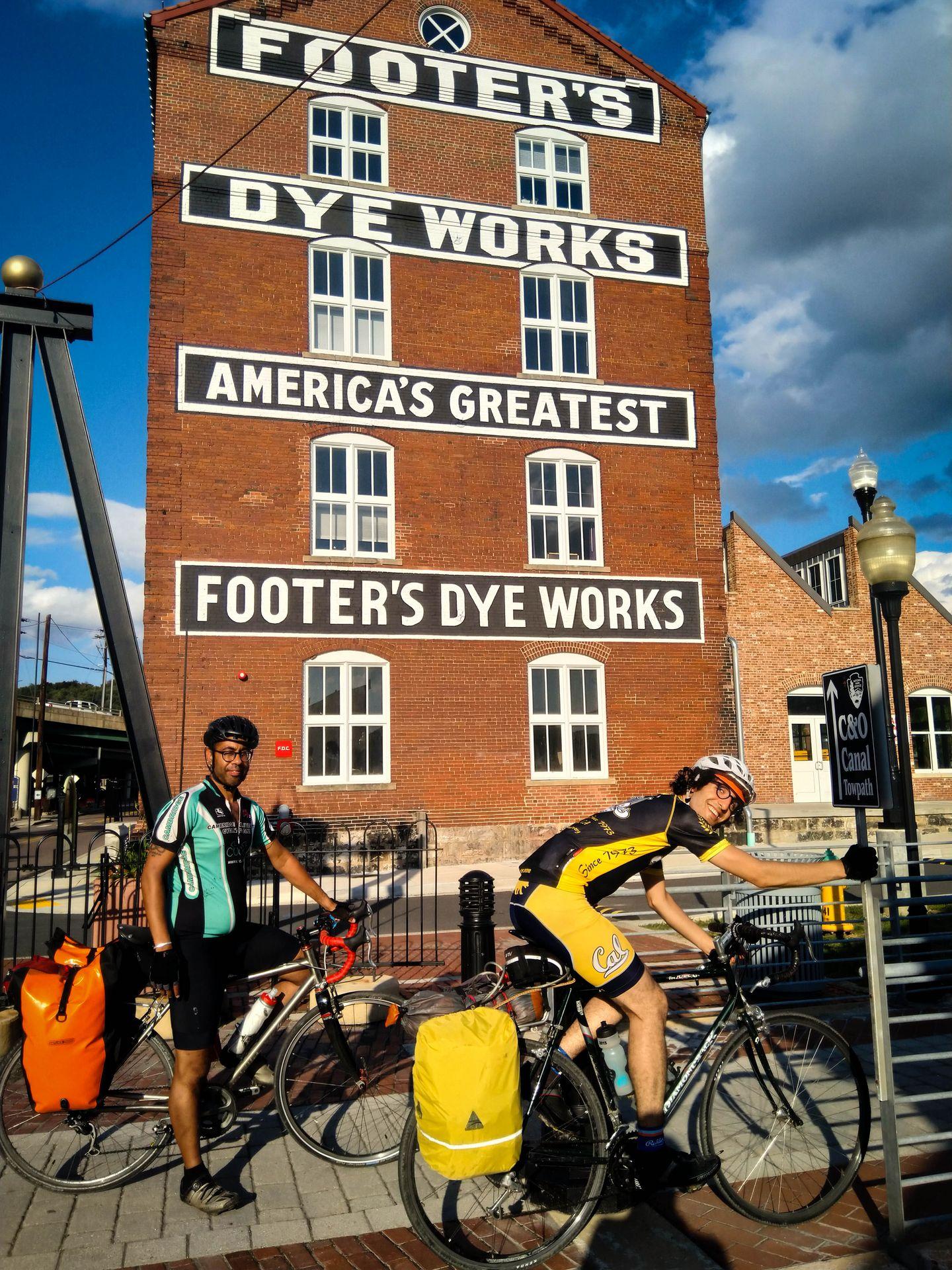 Cumberland Dye Works
